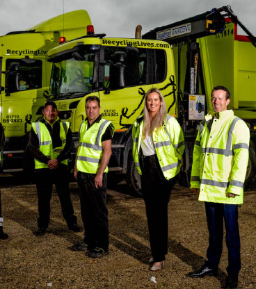 Advantage Waste Brokers welcomes new director