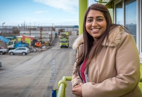 Deena  - Skip Hire Network Manager