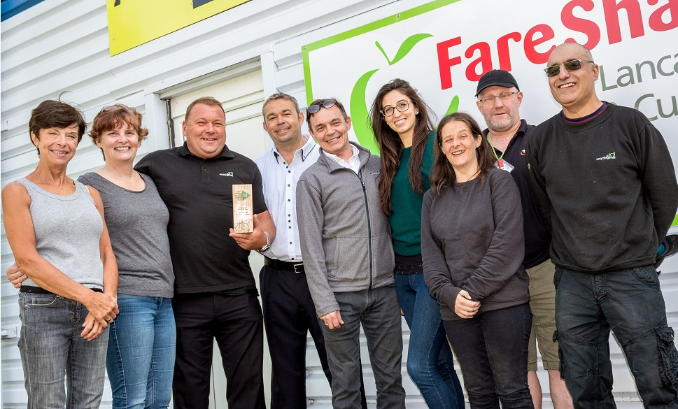 FareShare Team of the year